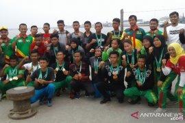 Denai juara dayung Porkot Medan