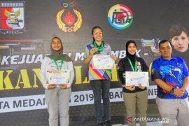 Helvetia rajai menembak Porkot Medan 2019