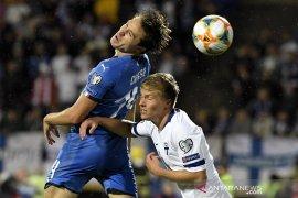 Hasil Grup D kualifikasi Piala Eropa 2020 , Italia sapu bersih, Liechtenstein raih poin perdana