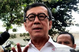 Menkumham Yasonna H Laoly kirim surat pengunduran diri kepada Presiden