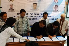 Optimalkan kesempatan kuliah masyarakat, UT  gandeng PWI-KPID Banten