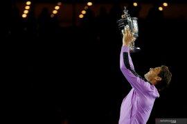 Pernikahan Nadal Ronaldo akan hadir