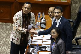 Polda Bali ucapkan selamat terpilihnya Firli Bahuri sebagai Ketua KPK
