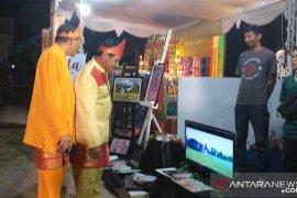 Pelaku industri ekonomi kreatif di Belitung bertambah