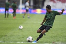 Evan Dimas bertekad pulih dari cedera demi  SEA Games