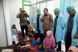 Puluhan kaum ibu ikuti pemasangan kontrasepsi MOW