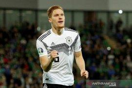 Kualifikasi Piala Eropa, Jerman rebut puncak Grup C Belanda membayangi