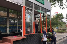 Wah, 20 halte bus TMP rusak