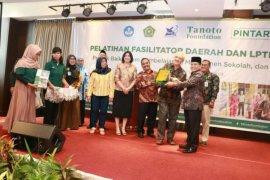 Tanoto Foundation latih fasilitator daerah Sumut dukung SDM