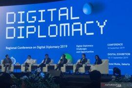 Media sosial jadi cara berdiplomasi secara digital