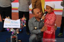 Pemkab Labuhanbatu peringati Hari Anak Nasional