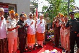 Pemkot Denpasar serahkan patung pahlawan Kapten Ida Bagus Djapa