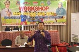 Gorontalo undang Pemkot Denpasar terkait KLA