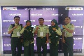 Polbangtan Bogor ikuti SNEPCO di Unsri Palembang