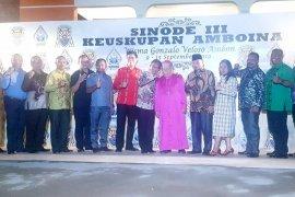 Wagub  harapkan  Sinode Keuskupan Amboina  lahirkan rekomendasi strategis