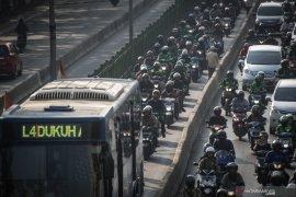 Kendaraan luar kota tetap terjaring sistem tilang elektronik