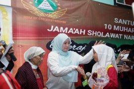 516 anak yatim piatu diberi santunan