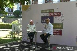 Perang terhadap pembajakan, Bekraf bakal gelar kampanye antipembajakan di Bandung