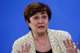 IMF pertimbangkan kandidat tunggal Kristalina Georgieva sebagai direktur