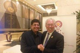 India  menyetujui setarakan bea masuk minyak sawit olahan RI dan Malaysia