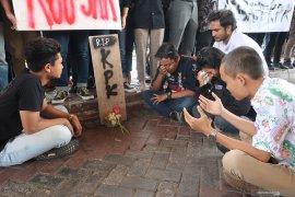 Ketua KPK Agus Rahardjo harapkan presiden tidak menyetujui pembahasan revisi