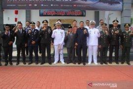 Lanal Kotabaru peringti HUT ke 74 TNI AL