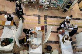 127 jamaah haji Indonesia masih dirawat di Arab Saudi