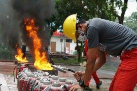Pertamina  edukasi keselamatan kerja operator dan pengawas SPBU Sumut