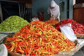 Harga cabai rawit di Jakarta naik akibat pasokan berkurang