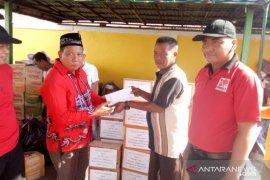 Bantuan untuk korban kebakaran Alalak Selatan Banjarmasin terus mengalir