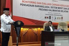 Sekda Tamzil hadiri rapat koordinasi Starnas pencegahan korupsi