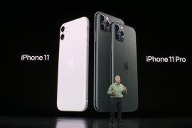 Apple luncurkan iPhone 11, iPhone 11 Pro dan iPhone 11 Pro Max