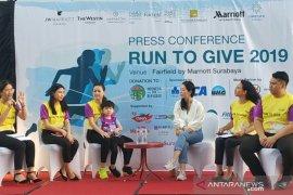"""Ajang """"Run To Give 2019"""" kembali digelar di Surabaya"""