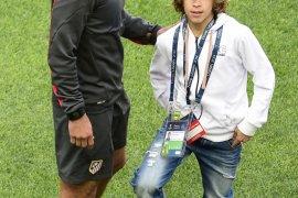 Anak Diego Simeone direkrut Atletico