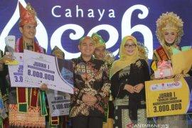 Risky-Farah putra putri pariwisata nusantara Aceh 2019