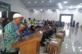 Jamaah Haji Medan gelar doa bersama untuk almarhum BJ Habibie