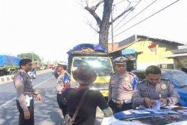 6.552 kendaraan terjaring selama Operasi Patuh di Cirebon