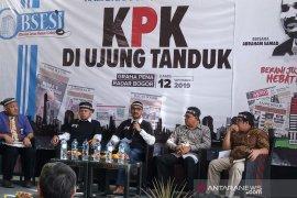 Revisi UU KPK, Abraham Samad beberkan kekhawatiran