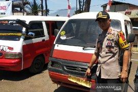 5.465 kendaraan ditilang Polres Garut dalam Operasi Patuh 2019