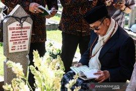 BJ Habibie Wafat - 600 polisi kawal  pemakaman Habibie