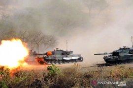Latihan Gabungan TNI 2019 di Situbondo (Video)