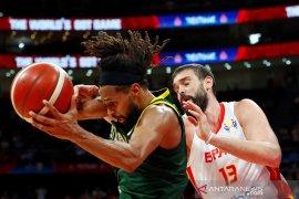 Spanyol atasi Australia usai dua kali overtime