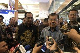 Wapres JK katakan keterpilihan Ketua baru KPK harus diterima