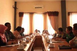 Pansus DPRD Binjai bicarakan pencegahan narkotika dengan Pemkot