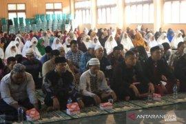 Doa dan tahlilan untuk BJ Habibie digelar Umat Muslim Jayapura