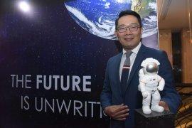 Konsep Provinsi Digital antarkan Ridwan Kamil raih Penghargaan IDC Digital Transformation Awards 2019