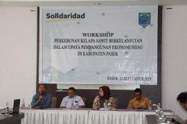 Solidaridad  gelar workshop perkebunan sawit berkelanjutan