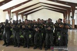 Mahasiswa Papua Barat ikuti pelatihan Bela Negara