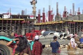 Kontraktor diminta percepat pembangunan pasar semimodern di Kota Sukabumi