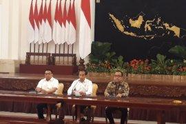Jokowi percayakan pansel dan DPR atas pimpinan baru KPK